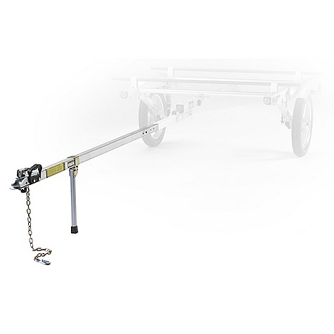 Features of the Yakima Tongue Extention Kit Adds three feet onto the tongue of any Yakima RackandRoll trailer Allows you to carry up to a single 22 ft. boat or two 21 ft. boats, depending on the vehicle hitch and boat positions - $179.00