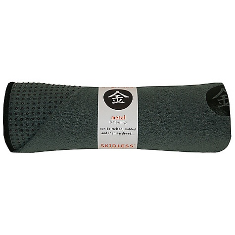 Fitness Free Shipping. yogitoes Skidless Mat - Chinese Element Collection DECENT FEATURES of the yogitoes Skidless Yoga Mat - Chinese Element Collection A super absorbent, hygienic layer to place on your yoga mat to prevent slipping. Mat size towel: 24in. X 68in. 80% polyester, 20% nylon Silicone nubs - $50.95