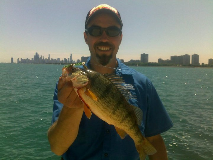 Fishing Tony Boshold