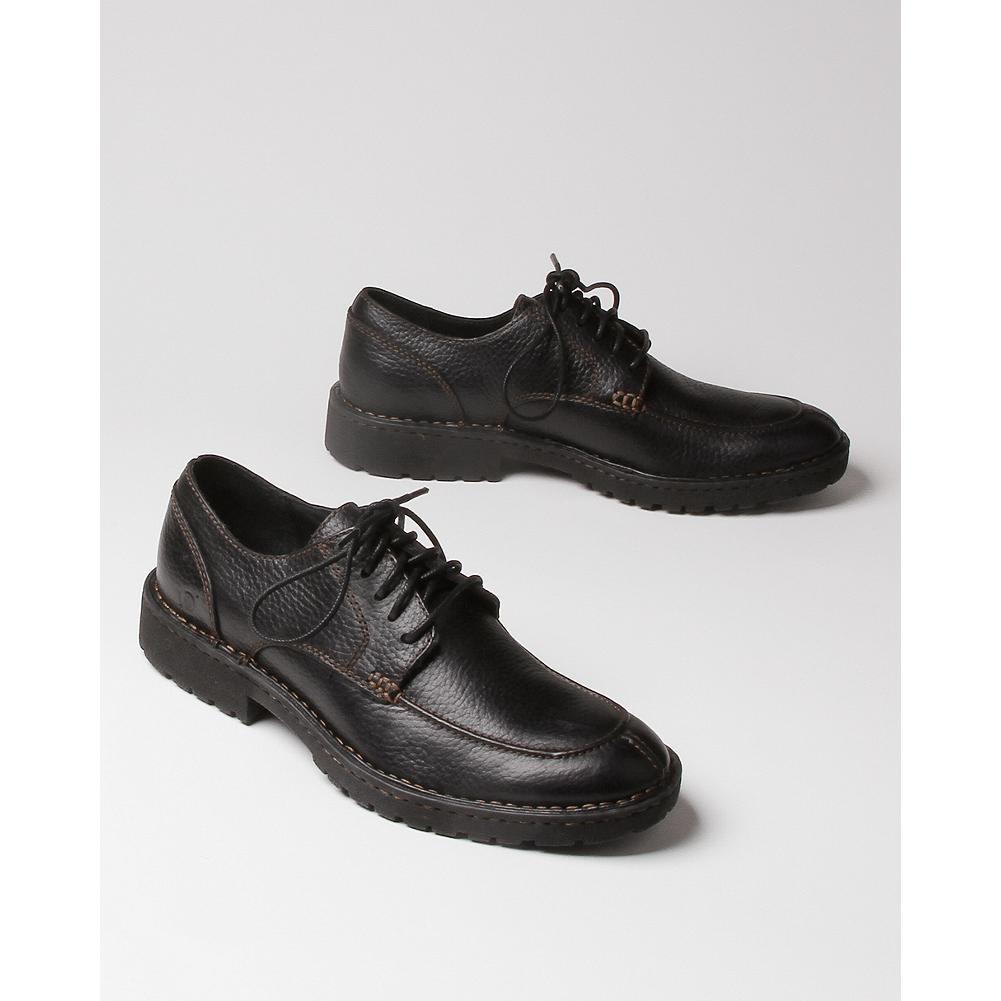 Entertainment B rn Doug Oxford Shoes - B rn's tailored lace-up oxford shoes feature handsewn Opanka construction for exceptional flexibility and comfort. - $39.99