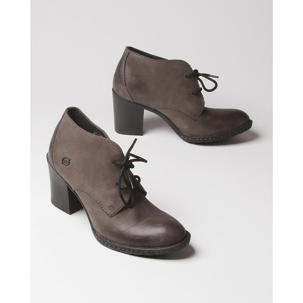 B rn Fina Booties - B rn's on-trend, lace-up Booties feature burnished details and a 3-inch heel for a stylish look that can be dressed up or down to suit your mood. - $69.99