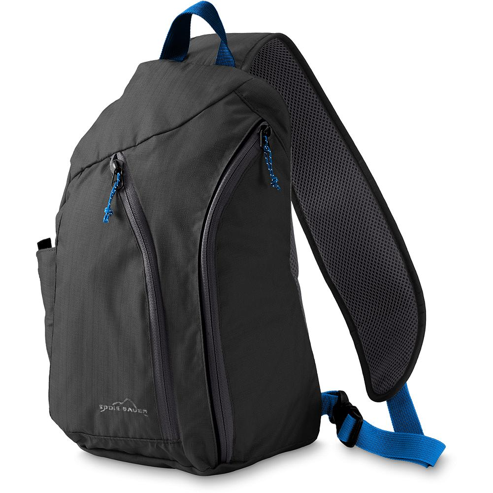 Entertainment Eddie Bauer Sling Pack - The ultimate travel bag, our Sling Pack is light, compact, comfortable, and holds all your essentials. Take it anywhere-across town or around the world. - $9.99