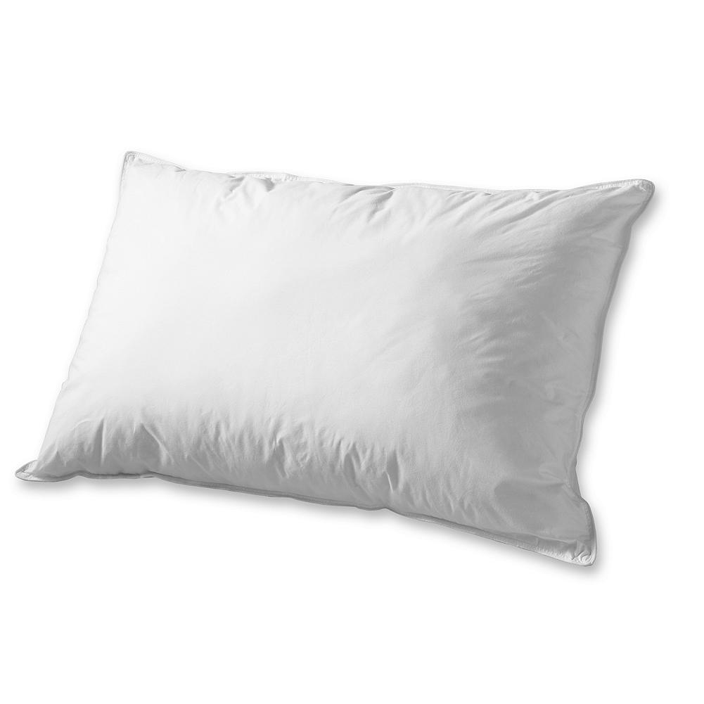 Entertainment Eddie Bauer Down Alternative Pillow - Soft - Lightweight, warm and fluffy, this luxurious and soft pillow is made from a unique down alternative that ensures a beautiful night's sleep. Imported. - $49.95