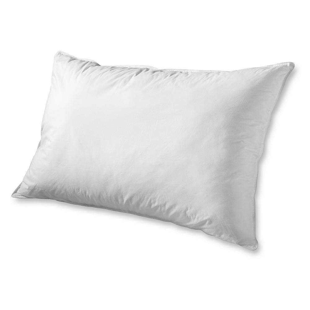 Entertainment Eddie Bauer Down Alternative Pillow - Firm - Lightweight, warm and fluffy, this luxurious and firm pillow is made from a unique down alternative that ensures a beautiful night's sleep. Imported. - $55.95