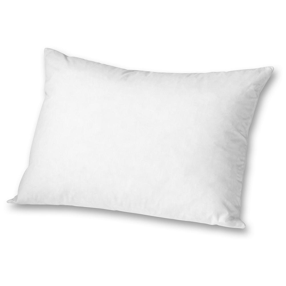 Entertainment Eddie Bauer Down Pillow Insert 12x16 - Fill your decorative accent pillow covers and shams with the comfort and luxury of down. Our pillow inserts are made of down proof 230 thread cotton and generously filled with a plush blend of gray goose feathers and down for excellent loft and support. Imported. - $15.00