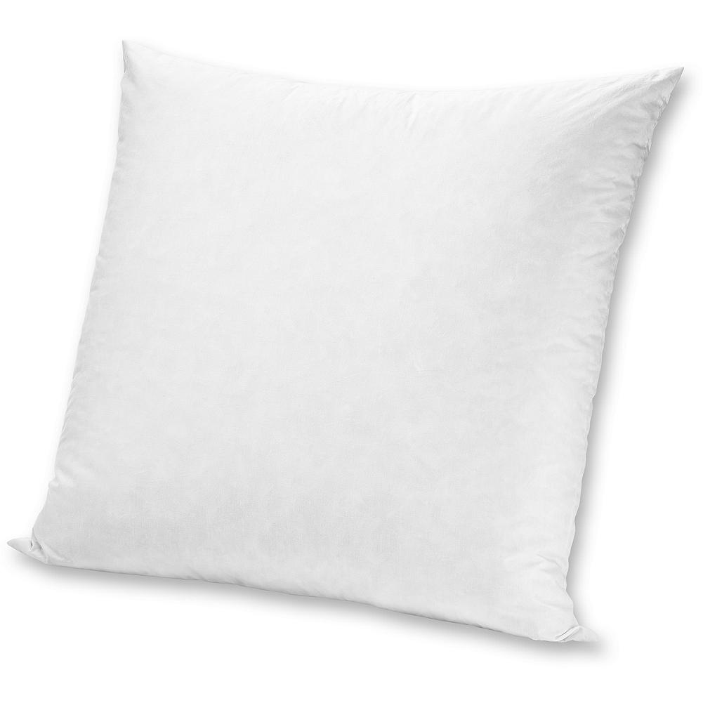 Entertainment Eddie Bauer Euro Pillow Insert - A great addition to any of our bed sets. This popular, square-shaped euro insert provides gentle support for optimal pillow molding and comfort, and it fits perfectly in our Euro pillow shams. Imported. - $30.00