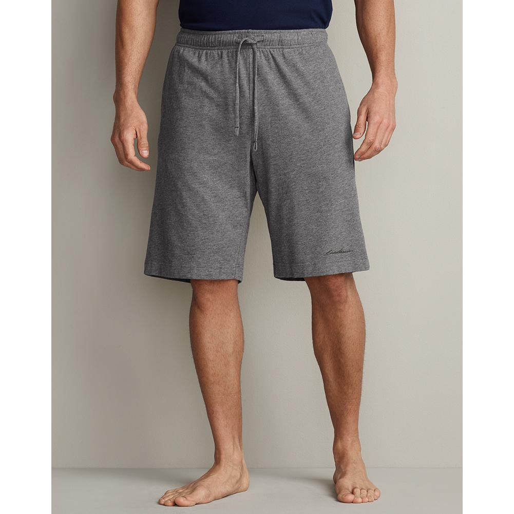 Eddie Bauer Jersey Shorts - Made of ultra-soft combed cotton, these knit shorts offer exceptional comfort and breathability. So incredibly soft, they're a great choice for lounging. Imported. - $29.95