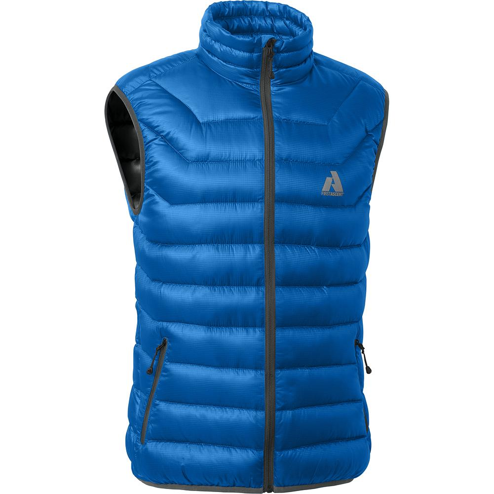 Entertainment Eddie Bauer Downlight Vest - A great lightweight and stylish choice for keeping your core warm. Highly compressible. Nothing's lighter, warmer or better in cold, dry conditions. - $59.99