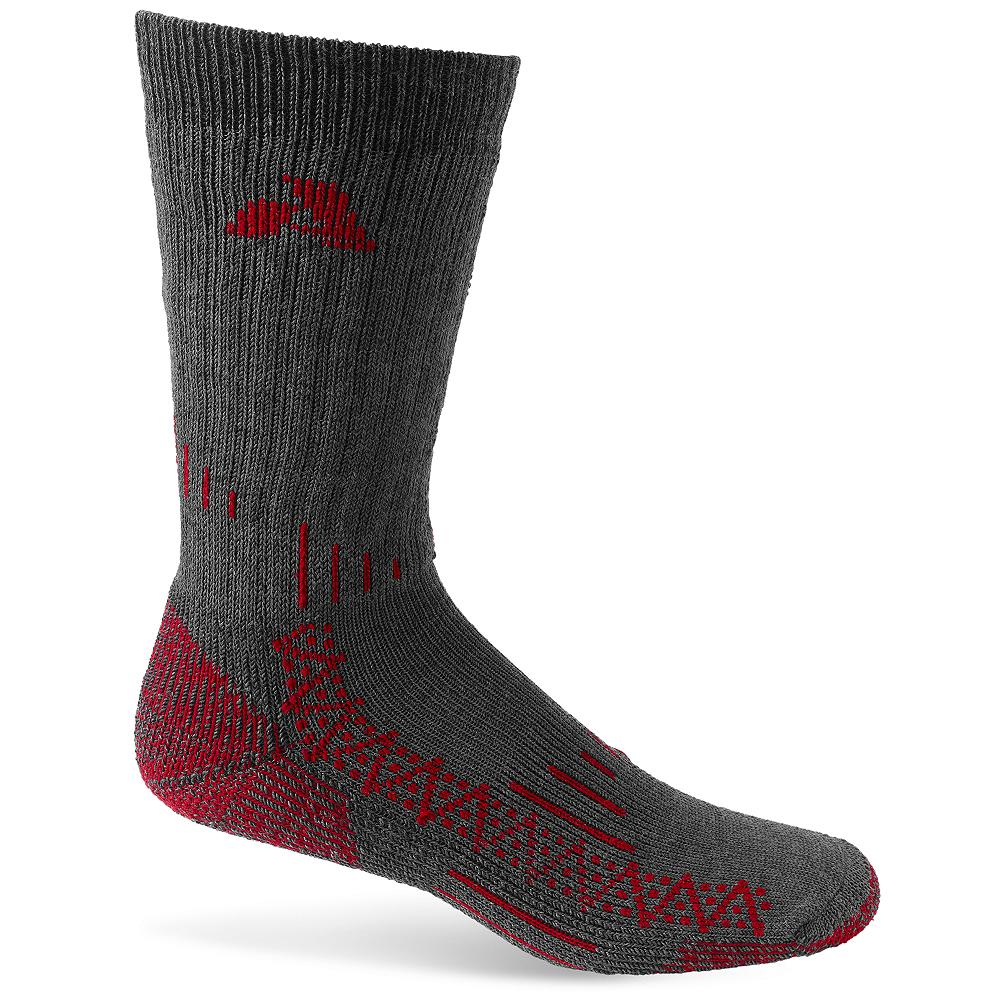 Entertainment Eddie Bauer Super Heavyweight Summit Socks - Whether you're chasing cold weather or looking for serious cushion, these are the wool socks you'll want to wear. Our guide team believes these are the best wool socks in the world. We think you'll agree. Our heaviest-weight socks, they feature finer, stronger and more compact spun yarns for exceptional softness and durability. - $22.95