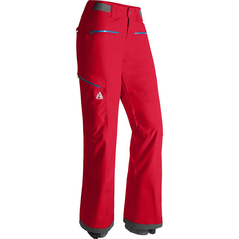 Ski Eddie Bauer Heyburn 2.0 Pants - Re-fabricated and re-optimized, the second generation of our Heyburn ski pant is tougher, lighter, warmer (with insulation in the seat and knees - all the places you need it) and better than the original. Perfect for lift-accessed or backcountry turns where many of our First Ascent guides reside; the Wasatch, Sun Valley and Lake Tahoe. These pants have enough style to keep you looking as good off the hill as on the slopes. The 10K/10K waterproof/breathable rating means that they will function flawlessly in drier climates such as the inter-mountain west or in continental snow-packs.              Watch Product Demo - $199.00