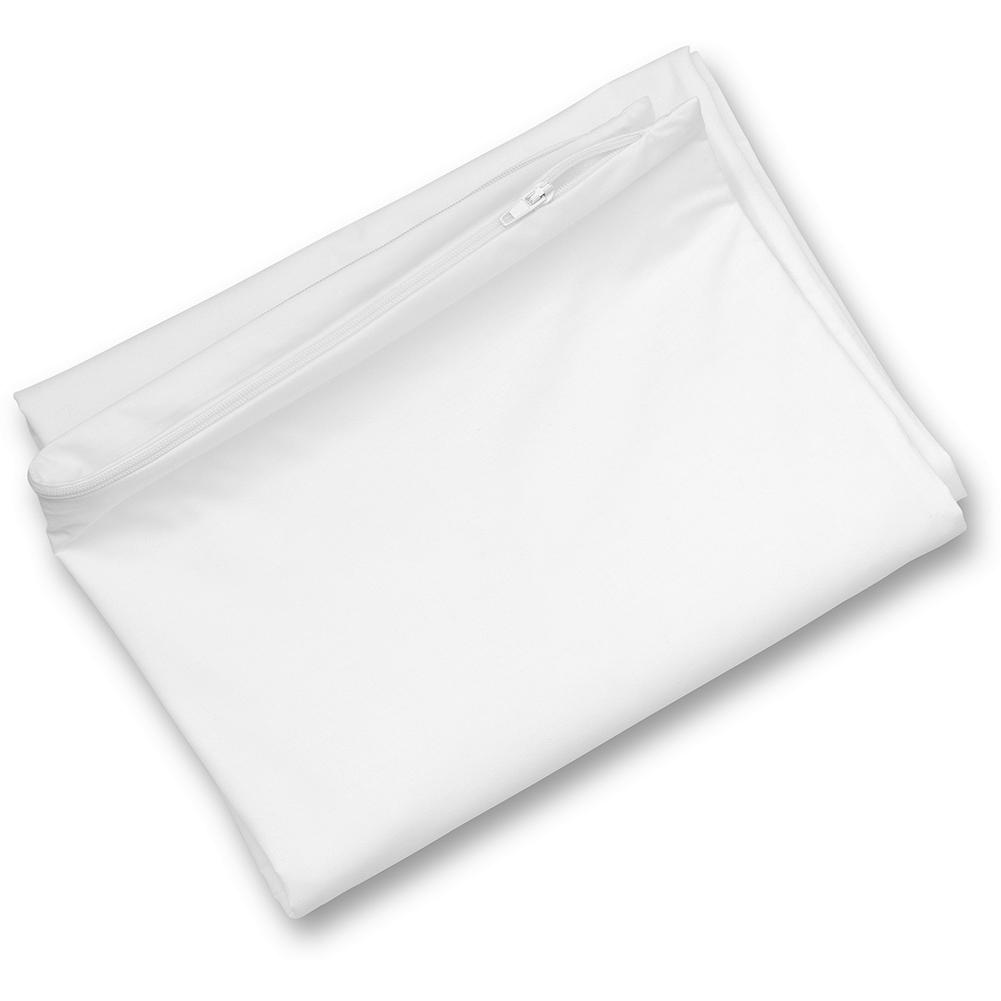 Entertainment Eddie Bauer Pillow Protector - Protect your down investment with one of our 200-thread-count, 100% percale cotton protectors, with zip closure. Imported. - $12.00