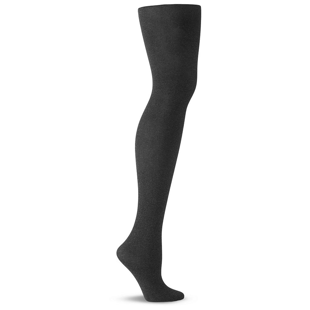 Eddie Bauer Control Top Heathered Tights - Bring a fresh look to any outfit this season. Our popular fall tights are now softer, more comfortable and even more slimming. And they stay up even better thanks to our new modern microfiber blend. Made in USA. - $14.95