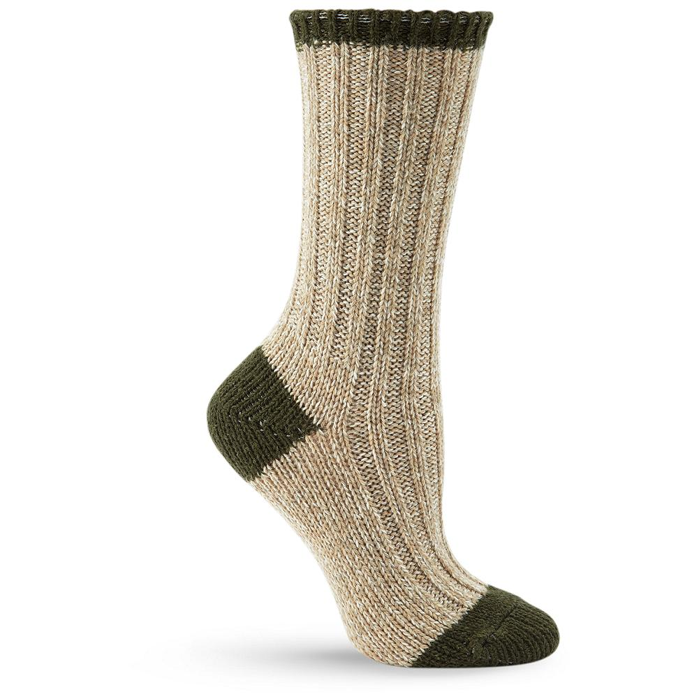 Eddie Bauer Ragg Wool Socks - This classic Ragg Wool style will keep your feet extra warm in the cold weather. Imported. - $12.95