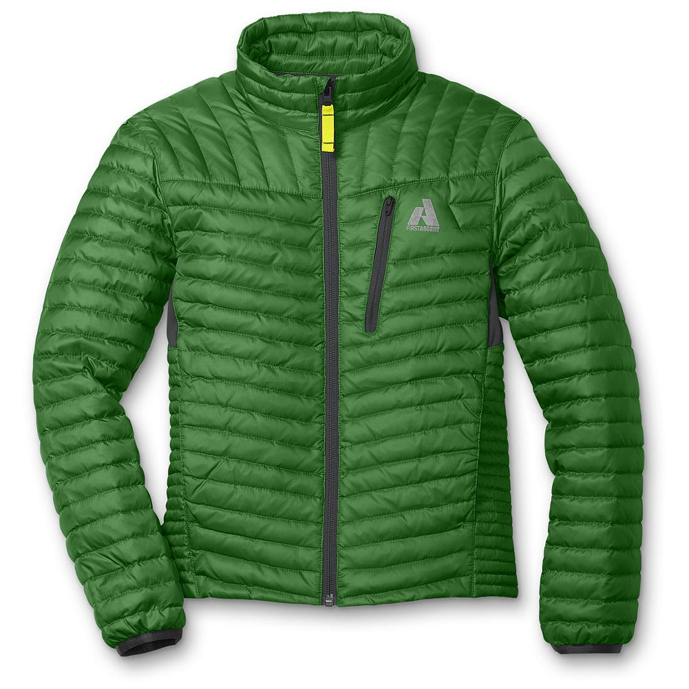 Entertainment Eddie Bauer Boys' MicroTherm(TM) Down Jacket - Mountain Guide in Training(TM) Our revolutionary, ultra-light down layer, now for kids. - $39.99