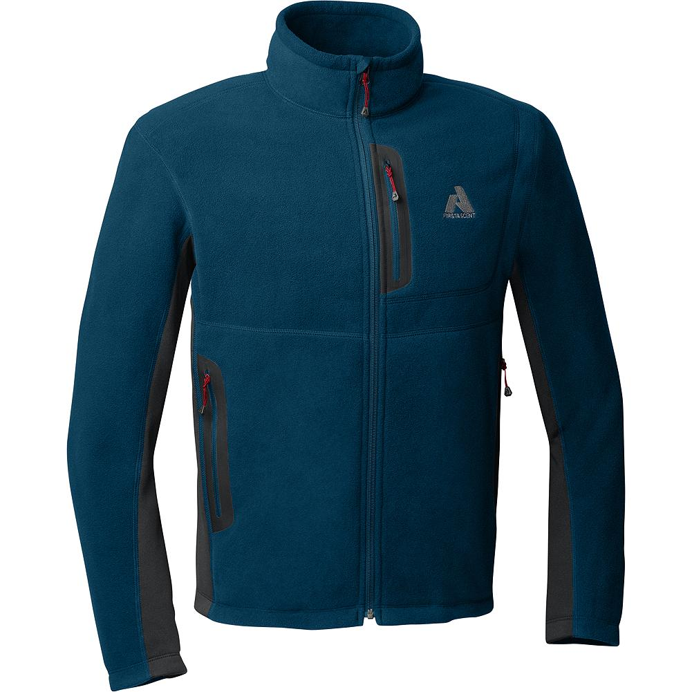 Climbing Eddie Bauer Point Success Fleece Jacket - A fleece jacket with amazing range: wind resistant, breathes when you're working hard and moves when you're climbing fast. Great versatility in one jacket. Please note, logo placement may vary from garment to garment.               Watch Product Demo - $49.99