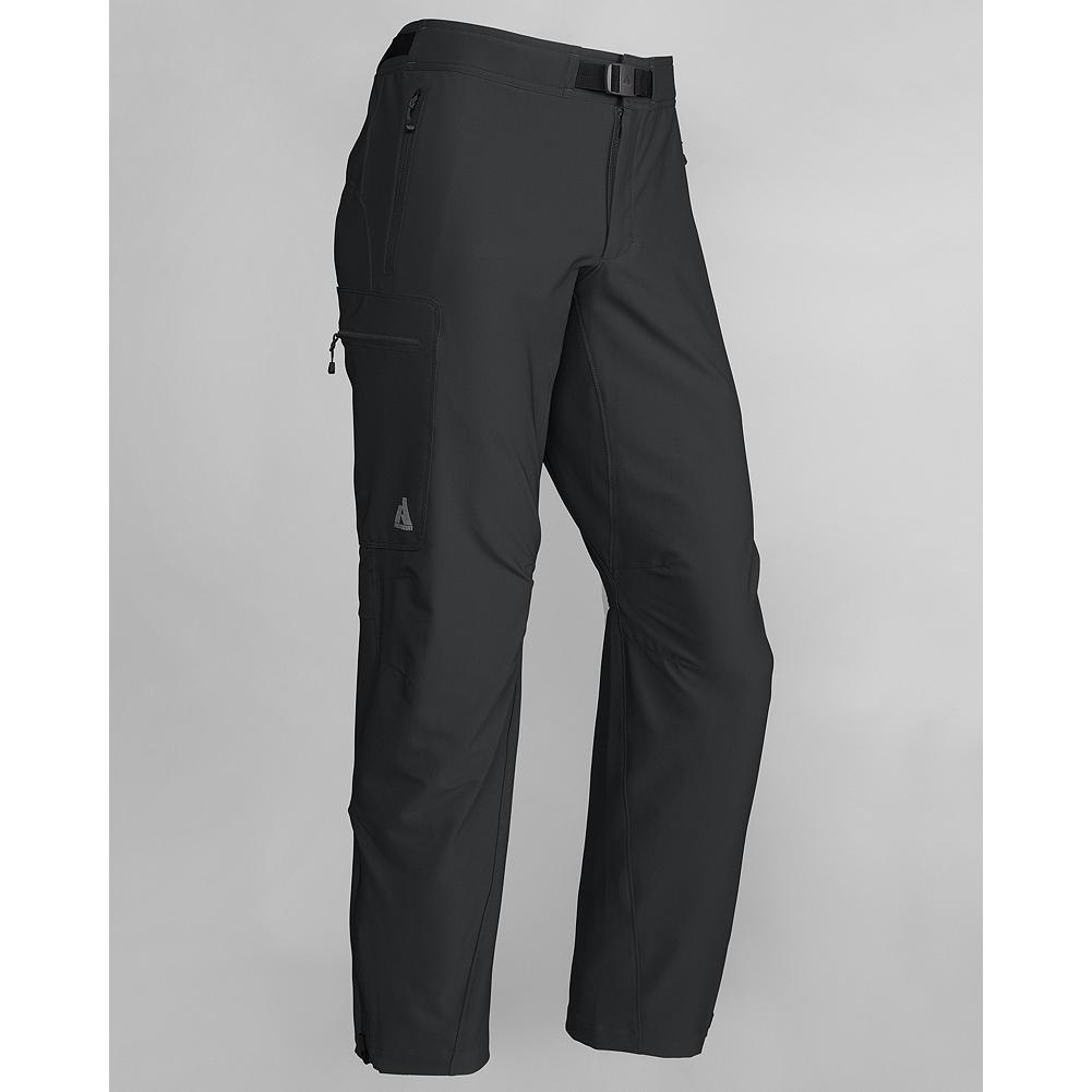 Climbing Eddie Bauer Mountain Guide Lite Pants - Highly technical lightweight pants with a slim fit, designed for mountaineering, backcountry touring and ice climbing. They're the perfect all-mountain pants for work and play with breathable, fast-drying Schoeller Soft Shell fabric with 3XDRY finish. - $179.00