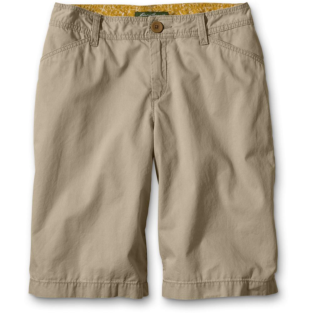 "Eddie Bauer Mercer Fit 10"" Textured Herringbone Shorts - Your favorite Mercer fit, in an updated silhouette and subtle herringbone pattern. Inseam: 10"". Imported. - $9.99"