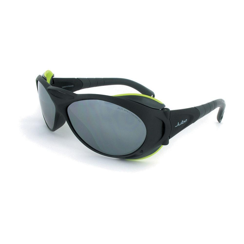 Entertainment Eddie Bauer Julbo Explorer Sunglasses - Shades of summer. Spectron polycarbonate lenses with flash finish, anti-reflective coating, removable side shields and adjustable cord. Imported. - $79.99