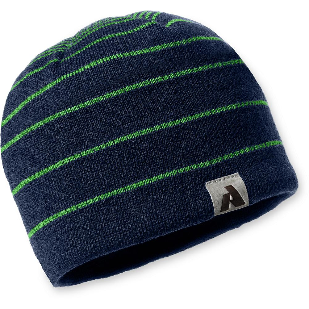 Eddie Bauer Merino Wool Beanie - At home on the steepest slopes, on the gnarliest faces, and in the coldest climates. Tested at all altitudes throughout the world by our First Ascent guide team. Made of 100% pure merino wool. - $14.99