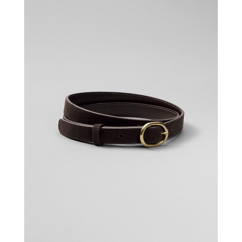 "Eddie Bauer Suede Belt - A chic alternative to the basic belt. 1""W. - $9.99"