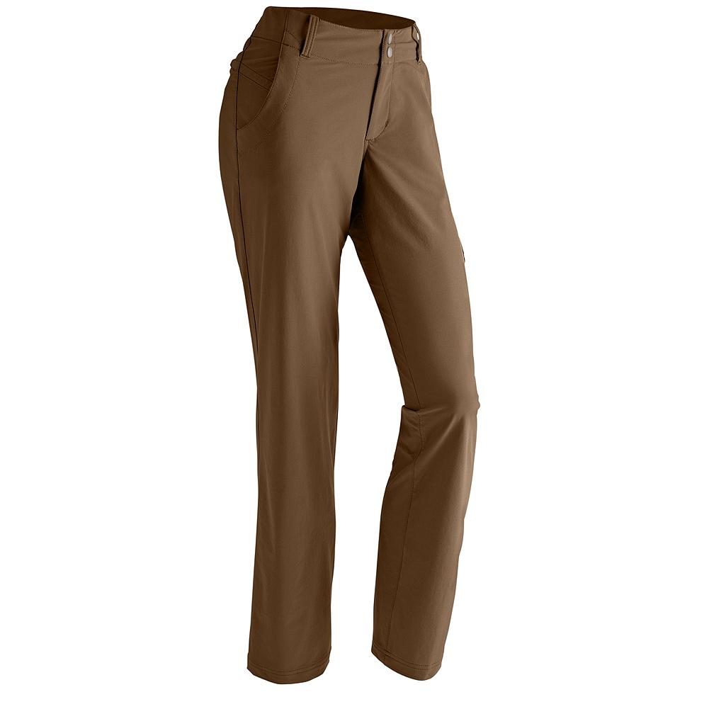 Camp and Hike Eddie Bauer Guide Pants - A technical update to traditional guide pant performance, this wicking all-season pant stretches, sheds and breathes in the field. Tailored legs eliminate material flap. - $49.99