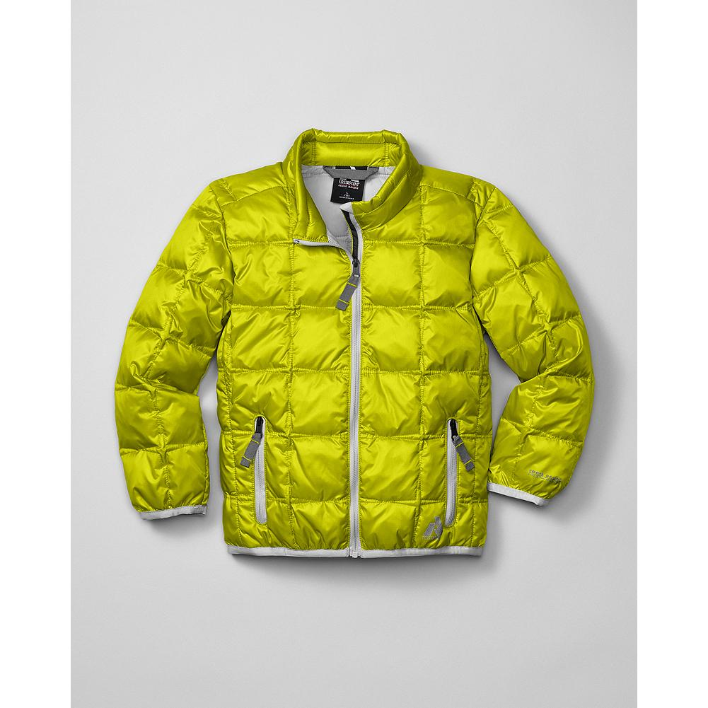 Eddie Bauer Toddler Girls' Downlight Jacket - Mountain Guide in Training(TM) This tiny version of our best-selling Downlight Jacket provides cozy, lightweight warmth for toddler girls. 600 fill Premium European Goose Down throughout. Stand-up collar. Zippered handwarmer pockets. - $23.99