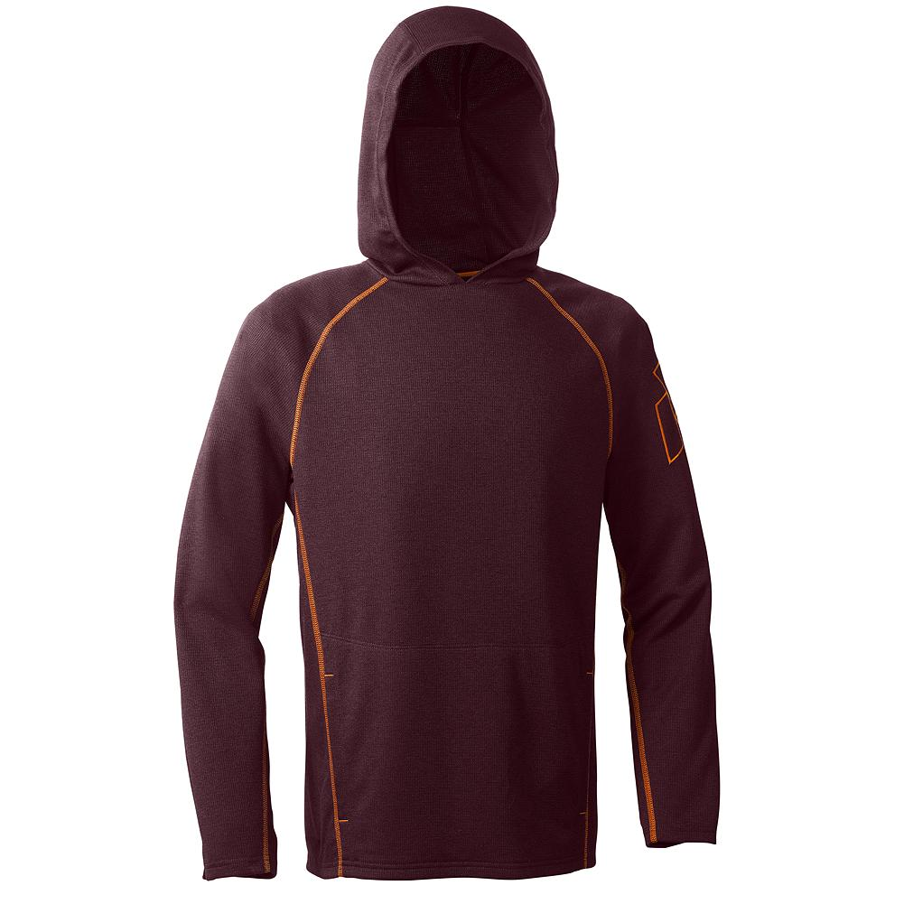 Ski Eddie Bauer Interlodge Hoodie - The ideal relaxing layer for reclining in the lodge or in front of a wood stove, this comfortable hoodie also functions expertly when worn as a performance layer under a ski shell, or as an outer layer during those crisp fall days. - $29.99