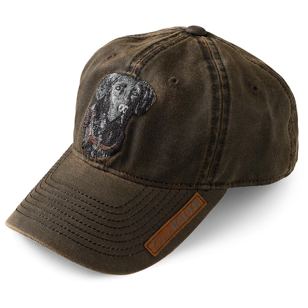 Entertainment Eddie Bauer Labrador Cap - Shield your face from the sun and display your lab pride with this cap that gives a nod to Eddie Bauer's long history with this amazing breed. Imported. - $19.95