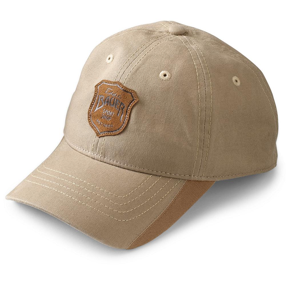 Entertainment Eddie Bauer Sport Shop Cap - Shield your face from the sun and display your Eddie Bauer Sport Shop pride with this comfortable cotton cap. Imported. - $19.95