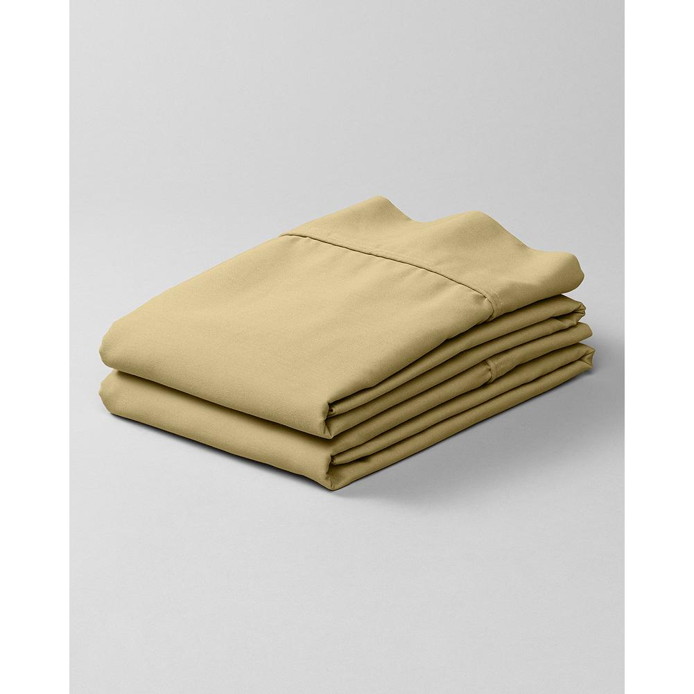 Entertainment Eddie Bauer 400 Thread Count Cotton Sateen Standard Pillow Case Set - Our sateen pillow cases are made with high-quality, 400-thread-count cotton. - $17.99