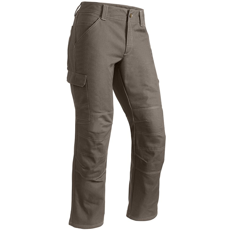 Ski Eddie Bauer Backshop Pants - From the backshop and the backwoods to the barstool, these rugged and relaxed pants are designed to withstand serious sessions of ski tuning, bike wrenching or garage time. - $49.99