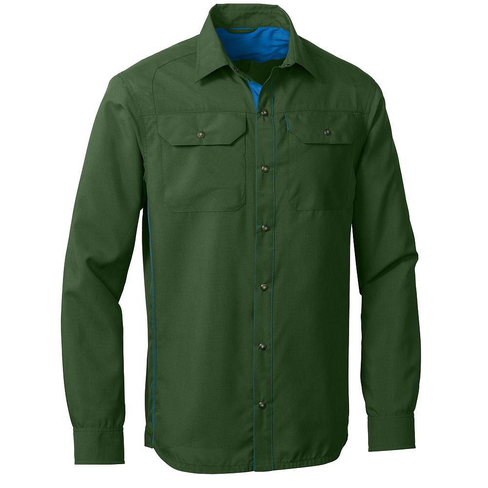Eddie Bauer Off-season Shirt - Lightweight, packable and quick-drying, this casual-meets-performance shirt is ideal for road trips, mellow off-season rambles, or casual Fridays. - $39.99