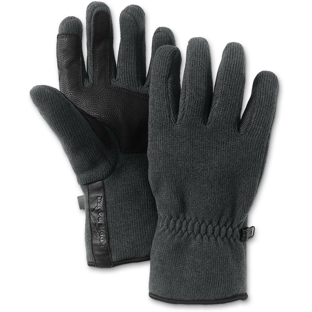 Eddie Bauer Northern Gloves - These multifaceted gloves provides excellent warmth and protection for all your winter adventures. Imported.  Note: women may want to size down. - $24.99