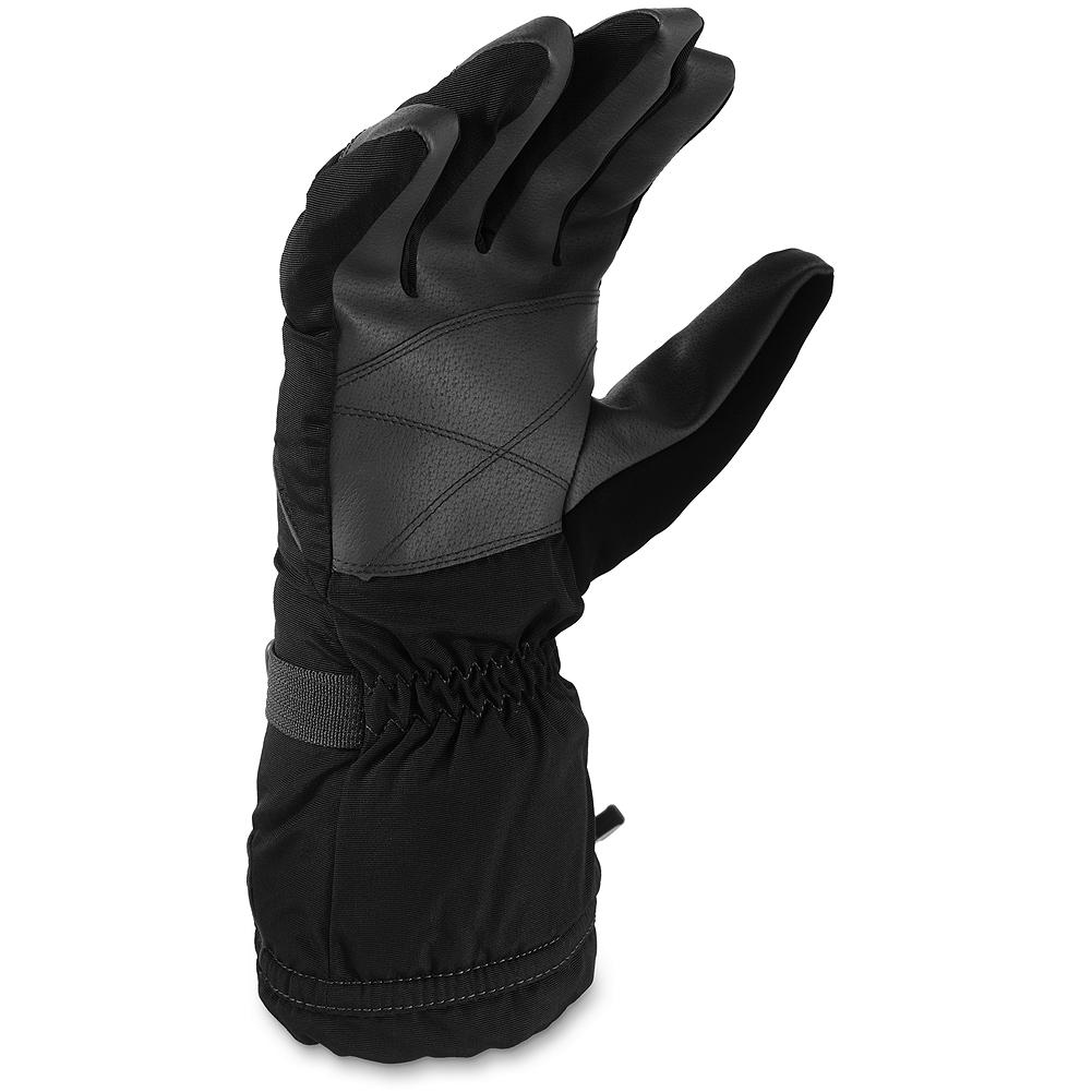 Eddie Bauer Snowline Gloves - These gloves are aptly named. Not only do they seal out the snow, they also breathe, and conserve your body heat. Imported.  Note: women may want to size down. - $19.99