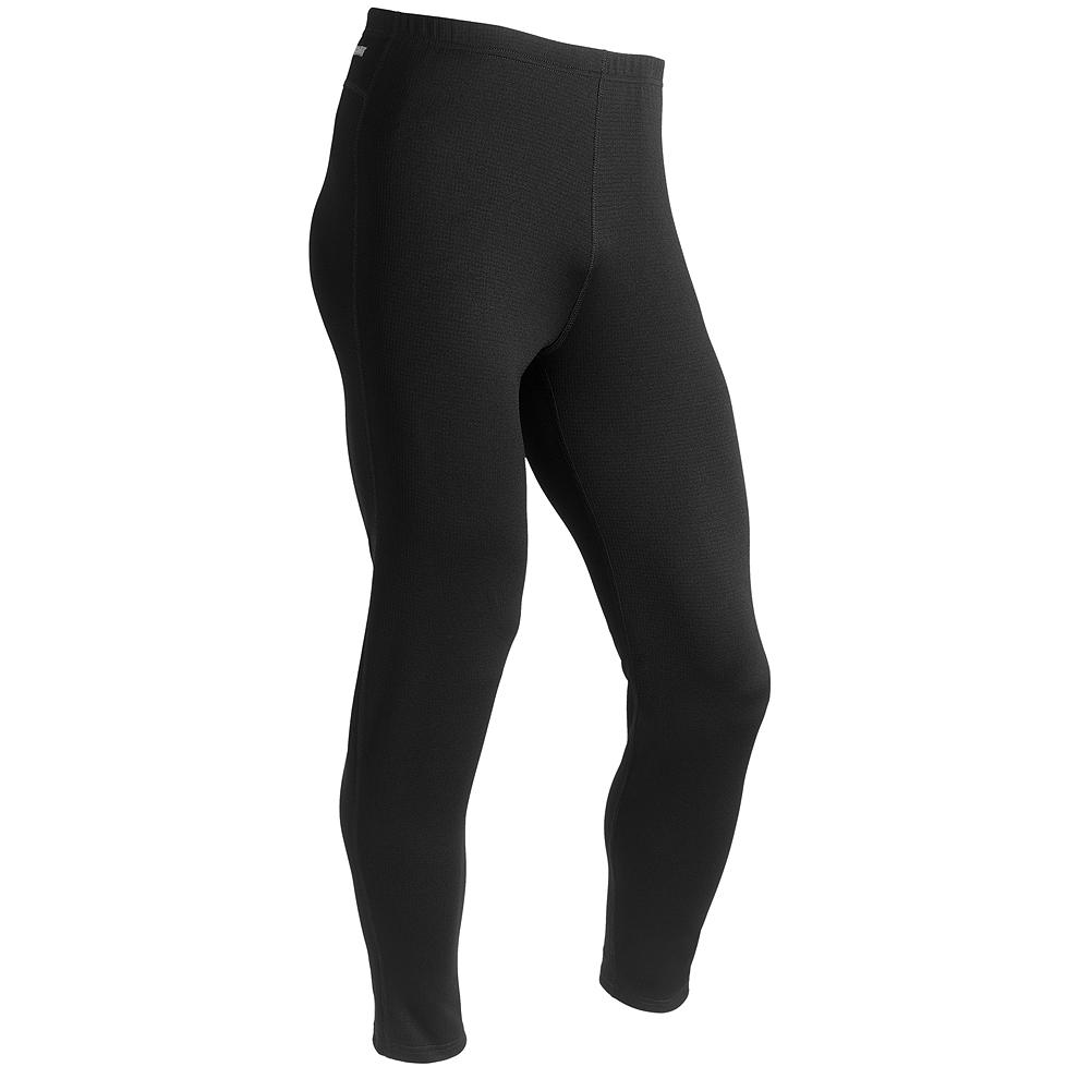 Eddie Bauer Expedition Weight Baselayer Pants - Our warmest, next-to-skin layer, this wicking polyester foundation piece keeps skin warm and dry in cold conditions. Grid construction trims bulk while delivering superior insulation. - $59.95