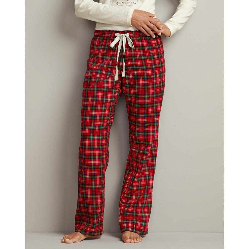 Eddie Bauer Flannel Sleep Pants - Our best-selling cotton flannel sleep pants are back: the same great quality and fit, now in new patterns and plaids. Mix and match them with the other pieces in our sleepwear collection to create endless cozy combinations. - $6.99