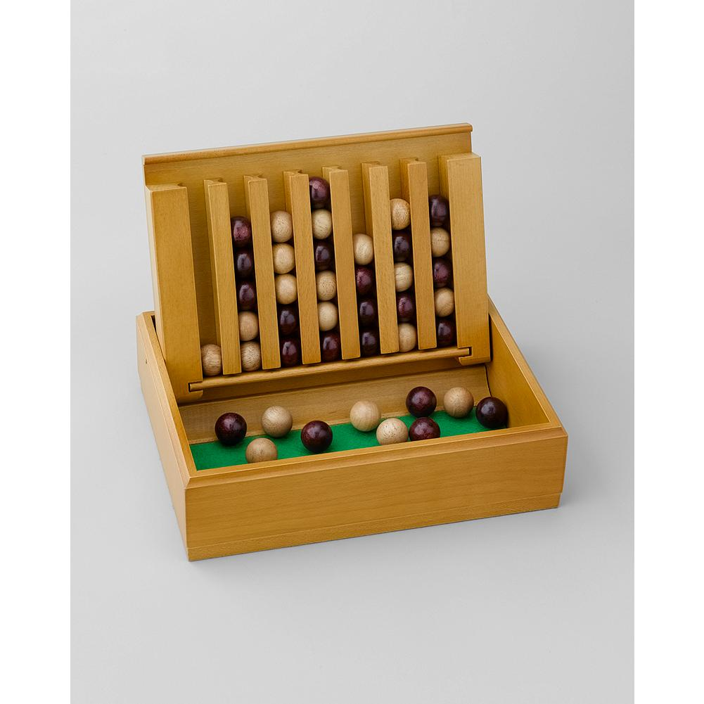 Entertainment Eddie Bauer Wooden Captain's Game - Legend has it that Captain Cook played this game with his shipmates every evening. Get four balls in a row to win. - $14.99