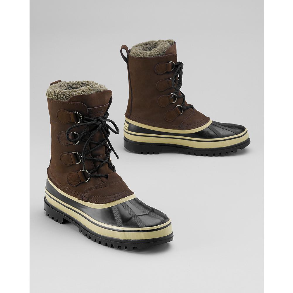 Eddie Bauer Pac Boots - A tried-and-true winter classic, these pac style boots keep your feet warm and dry with 200-gram Thinsulate(TM) insulation and waterproof construction. - $129.95