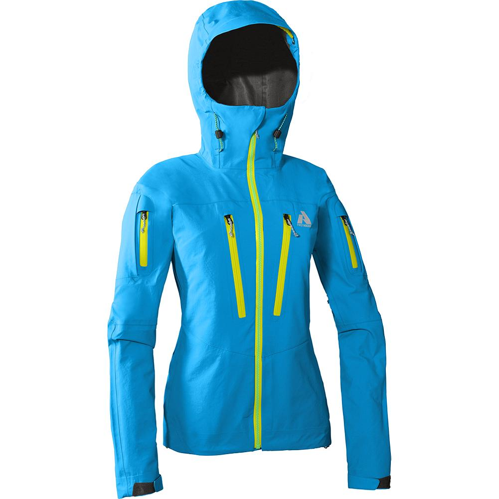 Ski Eddie Bauer SEABA Heli Guide Jacket - Designed, tested and approved by a tough crowd of Alaskan heli guides, this shell is a bombproof choice for big mountain lines in skiing's biggest venues. - $399.00