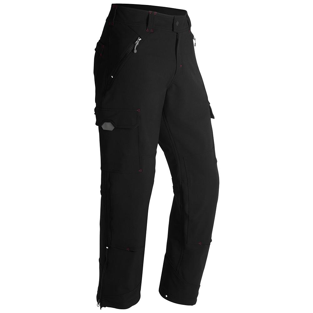 Ski Eddie Bauer Nail Driver Soft Shell Pants - A technical soft shell pant with workwear details, construction and a relaxed fit. This bombproof pant does it all whether earning vertical, maintaining machinery or just taking a stroll to the small-town hot case. Our guides built it with abrasion resistance for ski touring, ticking off tasks on their down days and just kicking around a gritty town like Haines. It turned out so characteristically tough that they've made it a staple in their rotation, which means it'll work in your world even if it might not get washed too often. - $149.00