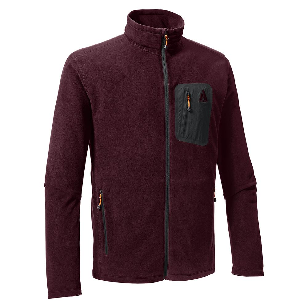 Entertainment Eddie Bauer Cloud Layer Fleece Jacket - The lightest, softest alternative to a sweater you'll find. Wear this full-zip fleece over a thin baselayer for extra comfort and warmth when you're on the mountain, and throw it over a T-shirt when you're headed out to dinner.   Full-length front zipper has a locking mechanism that engages when the pull tab is pressed flat against the zipper. - $19.99