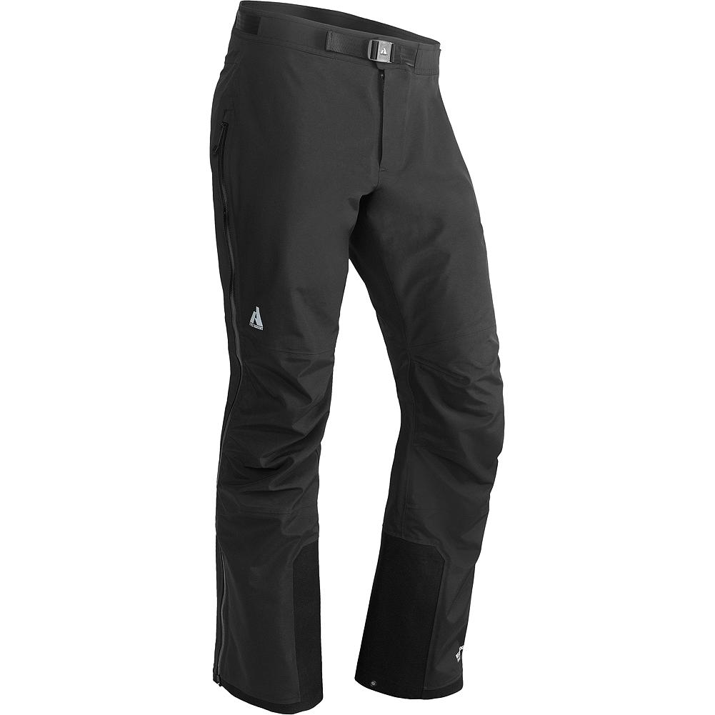 Camp and Hike Eddie Bauer Rainier Storm Shell Pants - Updated for 2012, our Rainier Storm Shell Pants offer the ultimate protection from rain, wind and snow while climbing or hiking in wet weather. - $199.00