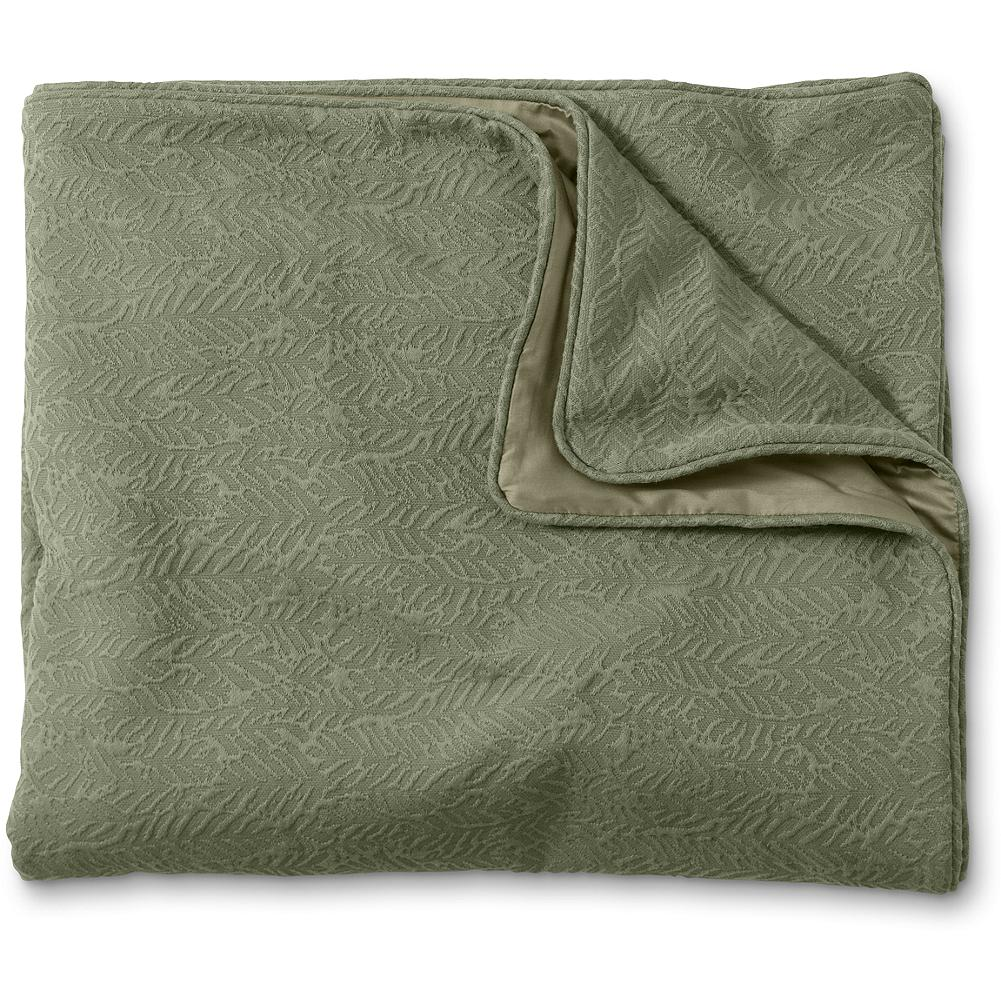 Entertainment Eddie Bauer Cascade Canyon Duvet Cover - The inspiration our designers find in nature is showcased in our Cascade Canyon collection. A structured leaf pattern creates a meandering vertical pattern in a yarn-dyed matelasse duvet cover. - $129.99