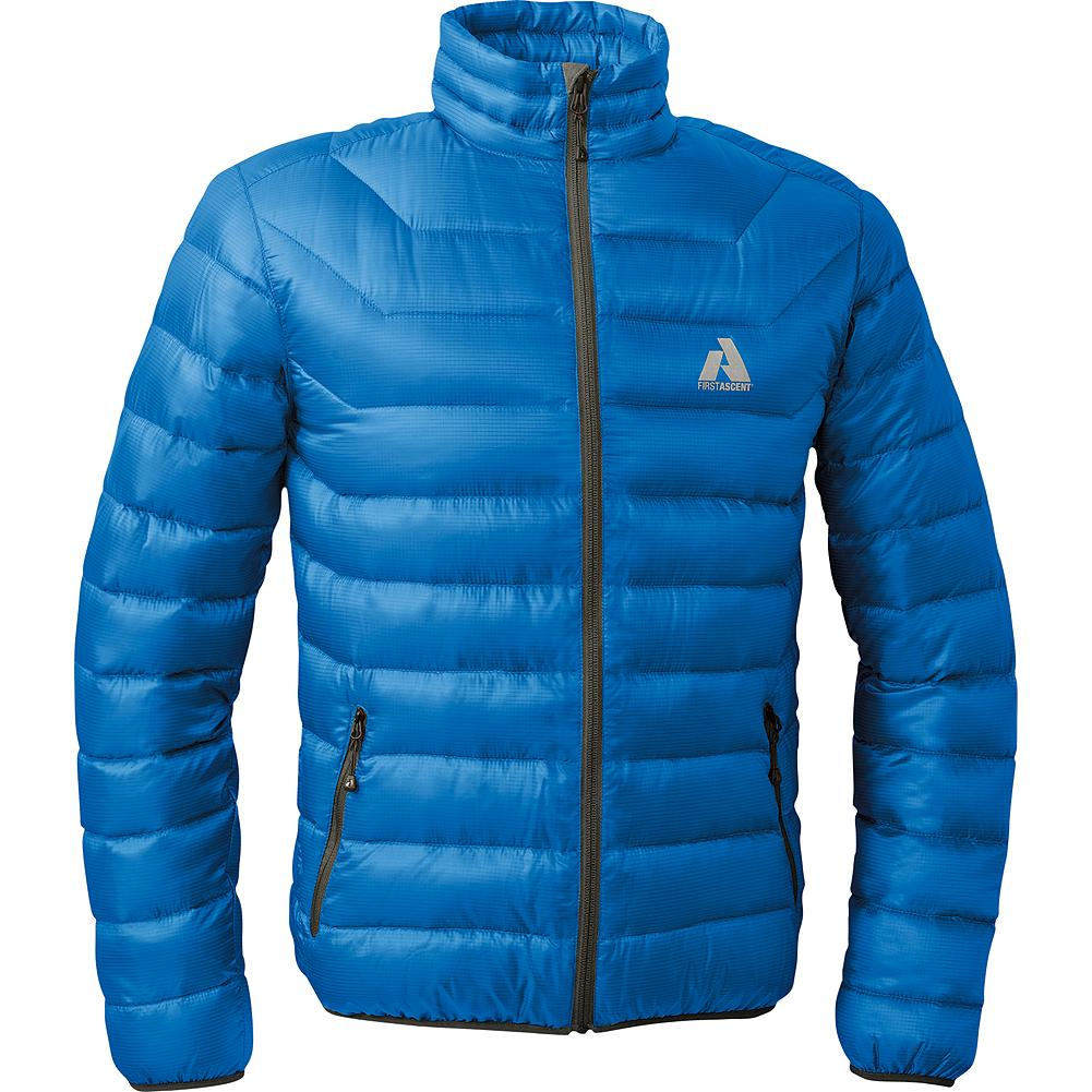 Camp and Hike Eddie Bauer Downlight Jacket - From skiing in Sun Valley to hiking on Mount Hood, our Downlight Sweater packs critical warmth and welcome breathability in just a few ounces. Streamlined and ultra-compressible, it's insulated with 800 fill Premium European Goose Down for exceptional warmth without bulk. - $79.99