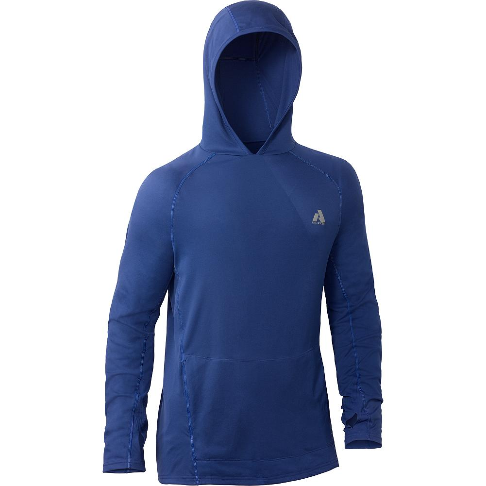 Eddie Bauer Solarfoil Hoodie - The perfect summer-weight solution for sun protection, this quick-wicking hoody is the guide's choice to prevent overexposure on the glacier or the beach. - $39.99