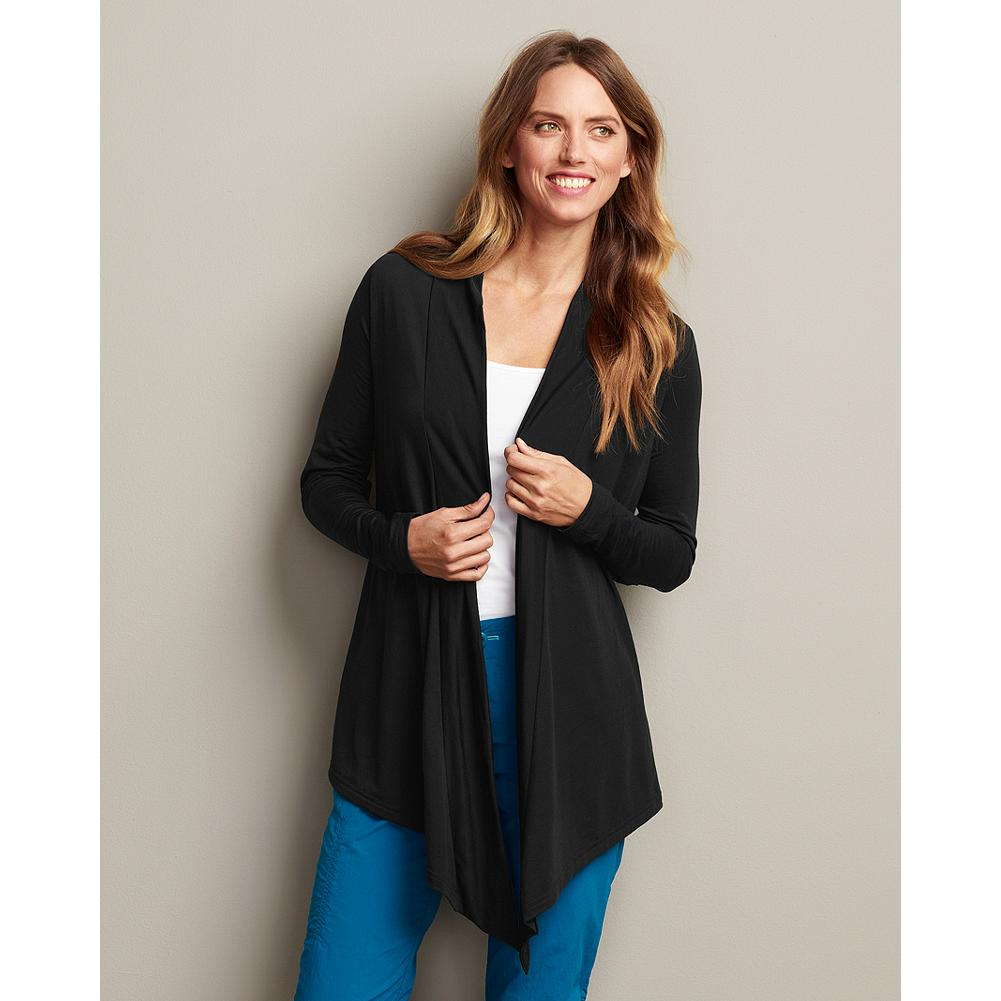 Eddie Bauer Travex Daisy Wrap - Our wrinkle-resistant Travex wrap is made of a lightweight, performance stretch fabric that wicks moisture and packs down small for travel. - $59.95