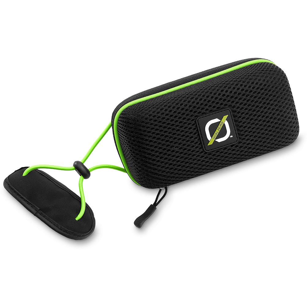 Entertainment Goal Zero Rock Out Portable Speakers - Enjoy high quality sound wherever your adventures may take you with the Rock Out Portable Speaker. The Rock-Out delivers high quality sound through its integrated speakers. Simply plug it into the headphone or audio jack of your ipod, MP3, MP4 or other audio device and hit play. Imported. - $39.95