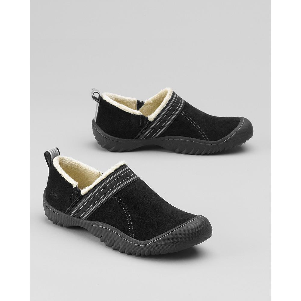 Jambu(TM) Stylus Slip-Ons - Jambu's faux shearling-lined slip-ons provide exceptional comfort and warmth at home or on the go. - $39.99