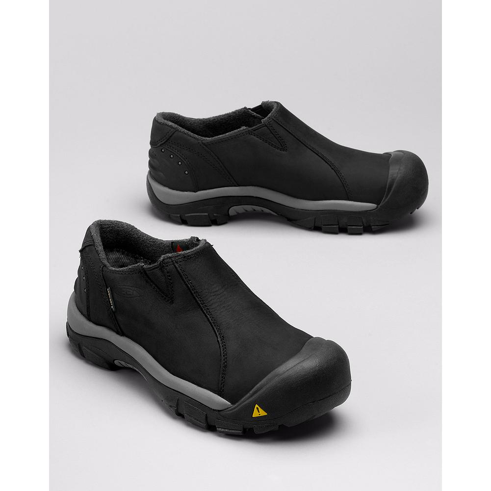 Keen Brixen Low Boots - Keen combines winter-ready construction with slip-on style in these low boots. - $79.99