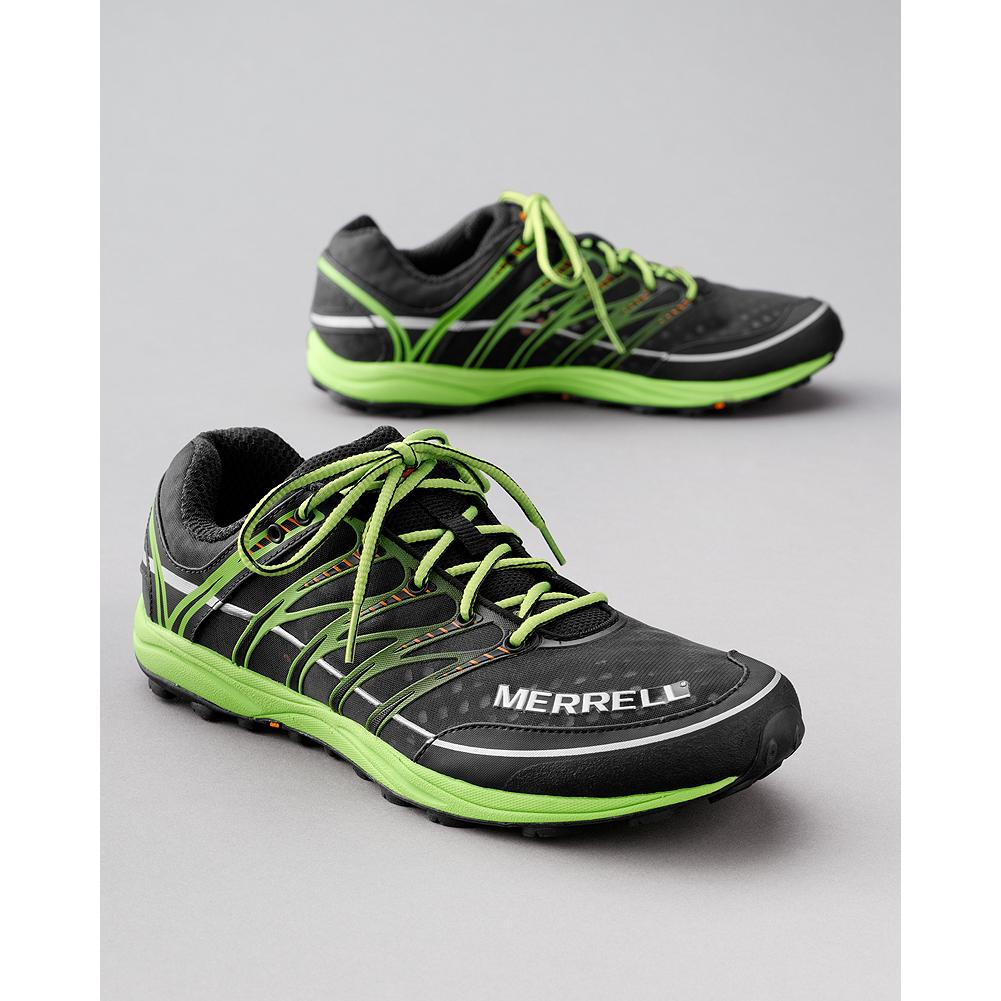 Merrell Mix Master Shoes - A minimalistic multi-sport shoe with an EVA midsole and Poliyou foam insole. TPU overlay for a glove-like fit, synthetic leather/mesh upper and rubber sole. Imported. - $59.99